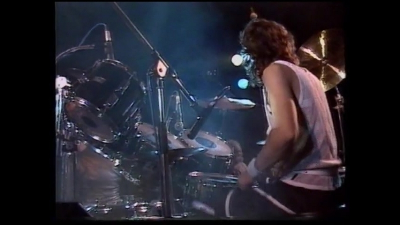 Paul DiANNO-Live At Camden Palce Theatre London 19.10.1984