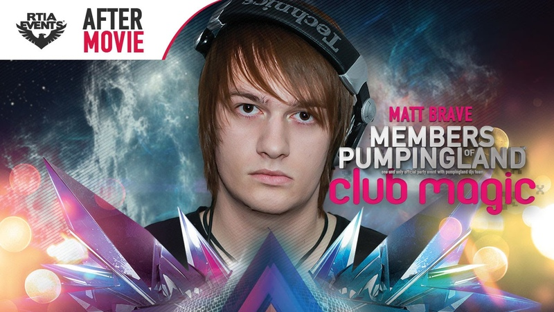 MATT BRAVE @ Members Of Pumpingland - Magic Krzyżanowice 1