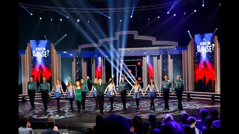 Riverdance perform on Alors on Danse - Geneva, Switzerland