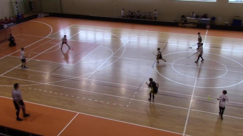 04_ 2018-10-07 = Пираньи 5 - Садко 0 (Валдайский колокольчик)