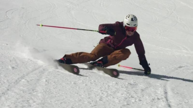 Ski Carving 7