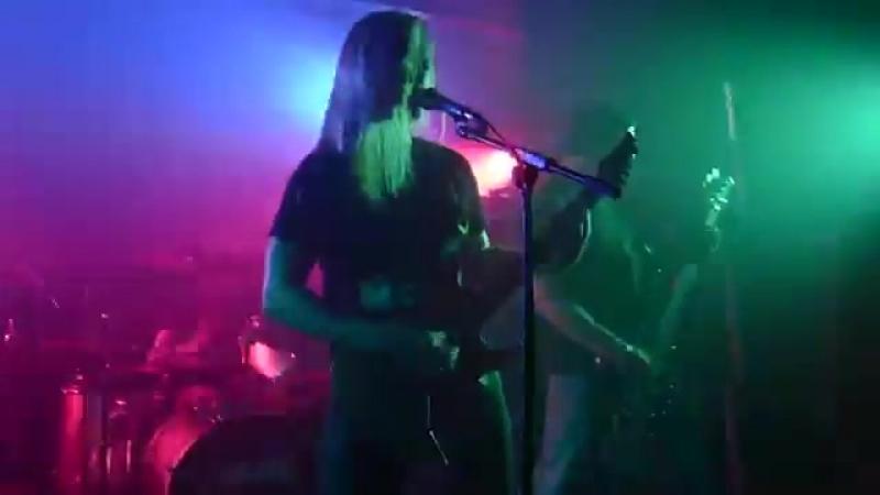 CONVULSE - Rite Of Sunshine (live at Stengade - Copenhagen, Denmark. 2014)