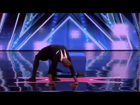 Супергибкий «человек-паук» напугал жюри шоу талантов