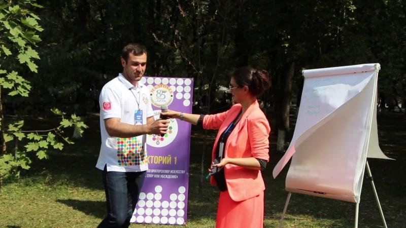 Северо-Кавказский молодежный фестиваль Марафон добра