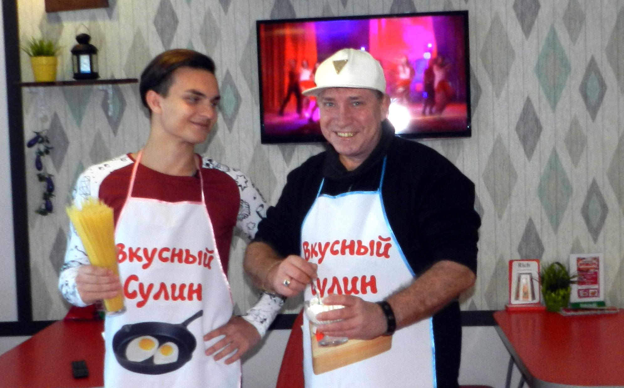 «ВКУСНЫЙ» с «хипстерами» - ЗАВТРА!