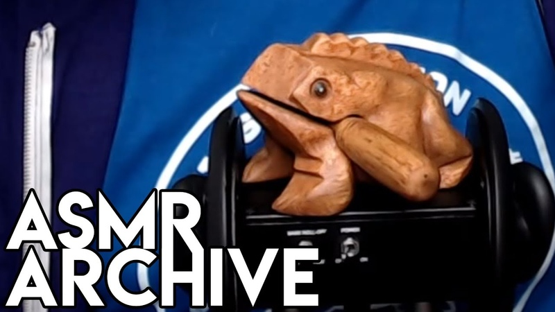 ASMR Tingle Archive (Stream Archive 9th October 2018)