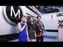 Реклама бутика Maybelline Натан и Ци Вэй