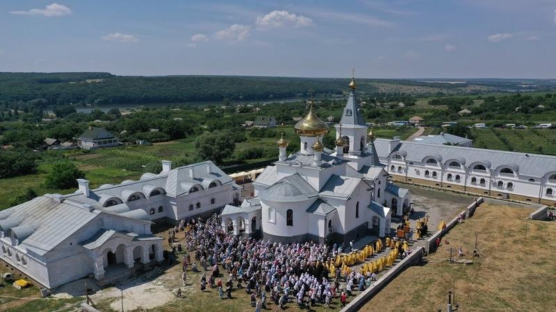 Праздник свт. Иоанна Шанхайского в с. Адамовка 2.7.19 г.