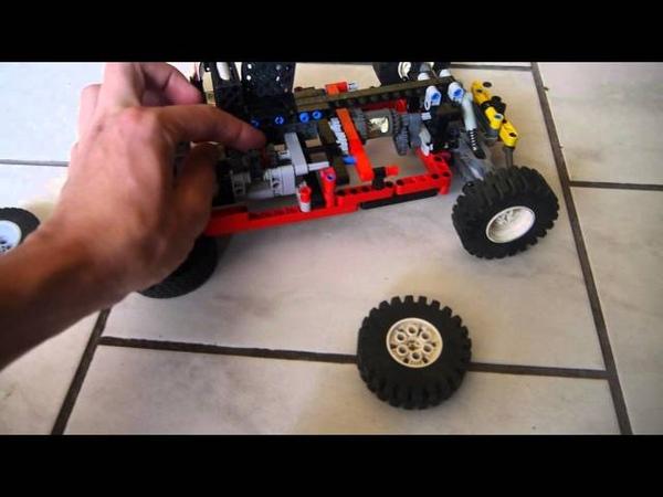 AWD torque vectoring differential prototype