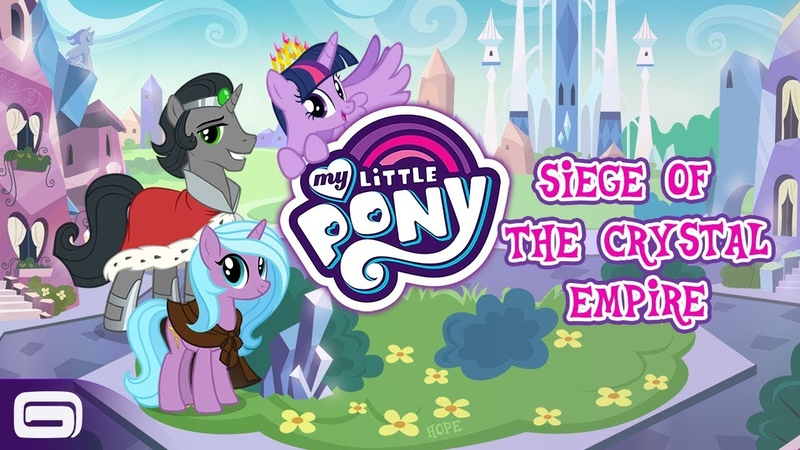 My Little Pony - Siege of the Crystal Empire!