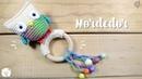 Mordedor para bebé a crochet, fácil!