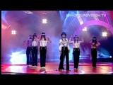 Romania Iona Anuta sings