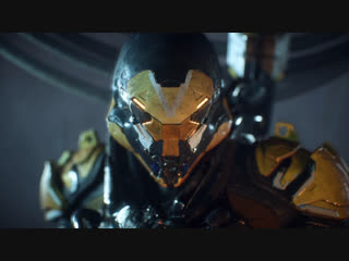 Тизер-трейлер anthem для the game awards