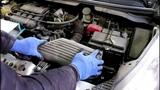 Замена масла и фильтров на  Chevrolet Spark 1,0  2012 года  Шевроле Спарк