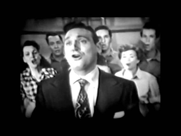 Frankie Laine - That Lucky Old Sun (1950)