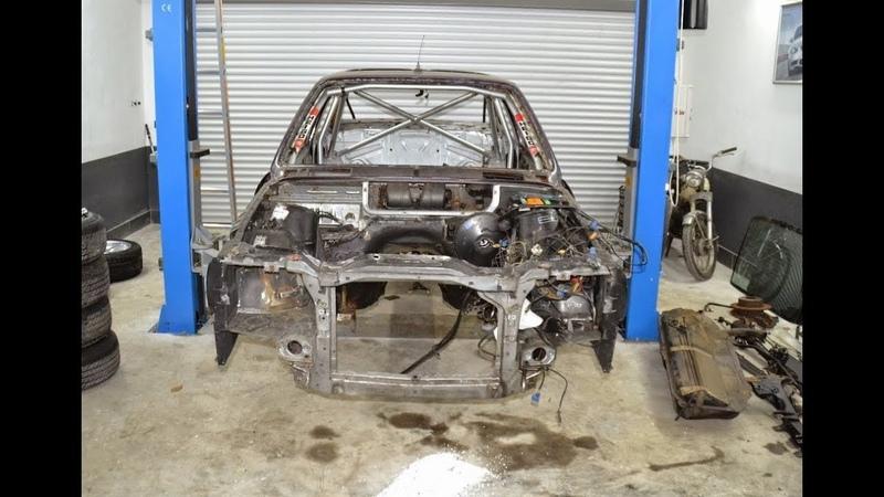 BMW E30 M3 Rebuild and Restoration Project