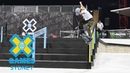 Aori Nishimura wins Women's Skateboard Street bronze X Games Sydney 2018