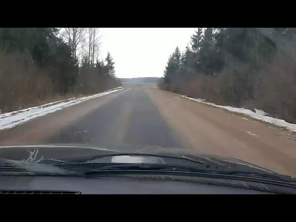 Дороги в Витебской области Верхнедвинск - Освея