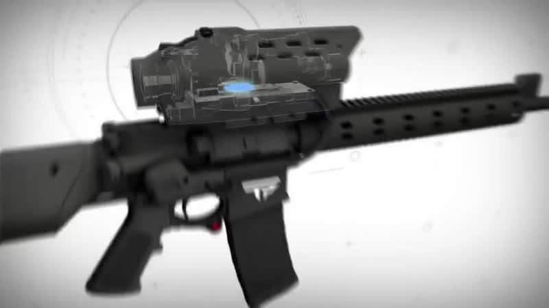 Tracker Sniper Rifle