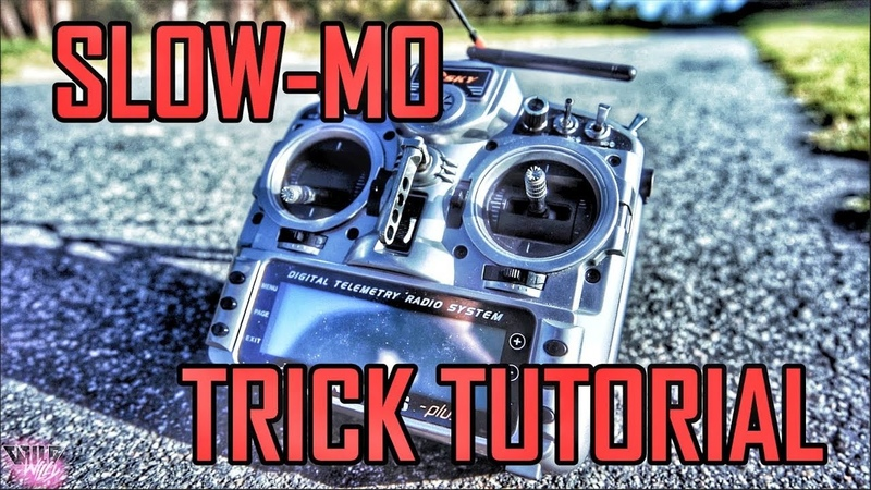 SLOW-MO🐌 Trick Tutorial || Learn the 💦JUICY💦 FLICK!