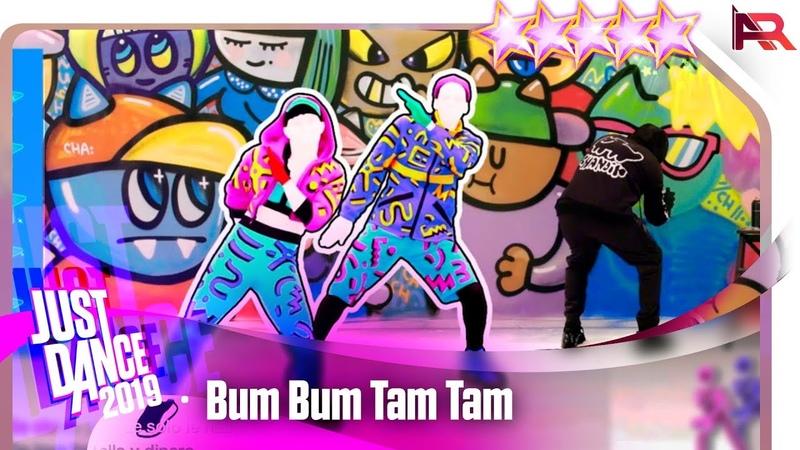 Just Dance 2019 Bum Bum Tam Tam 5 Stars