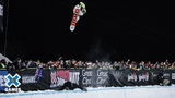 Danny Davis wins Men's Snowboard SuperPipe bronze X Games Aspen 2019