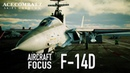 Ace Combat 7 Skies Unknown - PS4/XB1/PC - F-14D Aircraft Focus