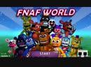 FNaF World 1 Начало