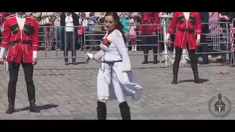 Kazachka | Master class of Russian beauty on sabers