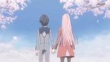 Zero Two and Hiro ( #karma )