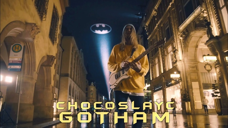 CHOCOSLAYC - Gotham ( Official Video )