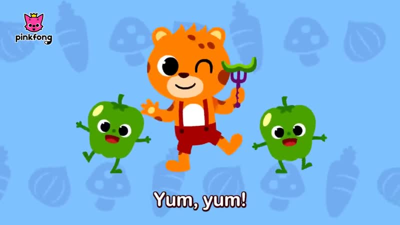 A Healthy Meal Healthy Eating Song Healthy Habits Pinkfong Songs for Children