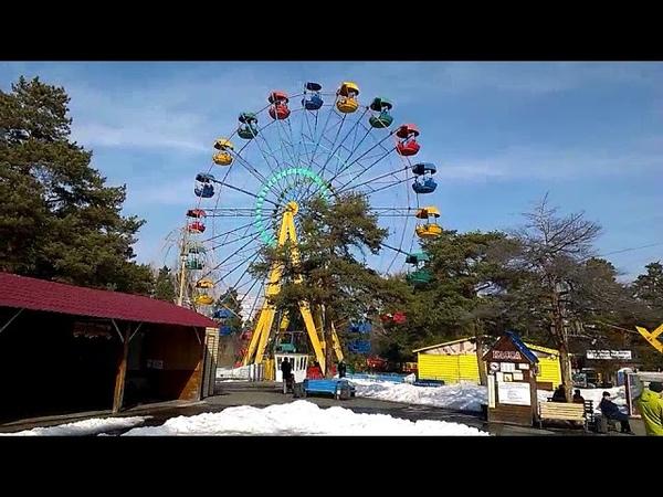 Chelyabinsk Gorky park челябинский парк горького