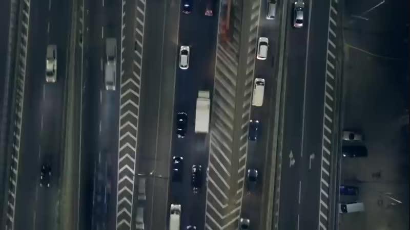 Відео з новим оствітленням Набережного шоссе на своїй сторінці у facebook виклав київський голова.