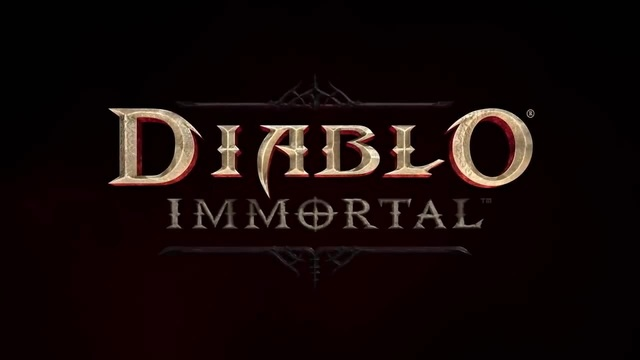Diablo Immortal VHS
