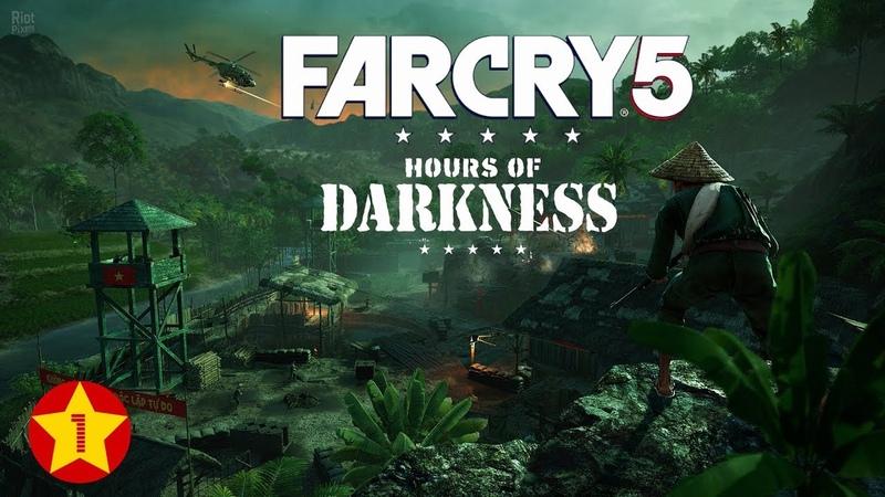 Nonton Game Perang Seru: FAR CRY 5, HOURS OF DARKNESS Gameplay PC. Part 1