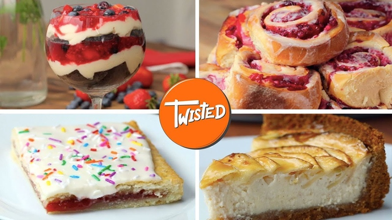 11 Fruit-Filled Desserts | Homemade Desserts | Sweet Treats | Twisted