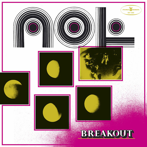 BreakOut альбом NOL