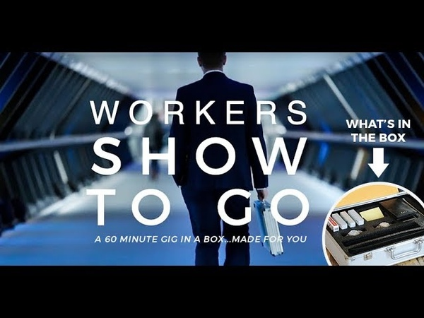 Show To Go by Adam Wilber | Available NOW