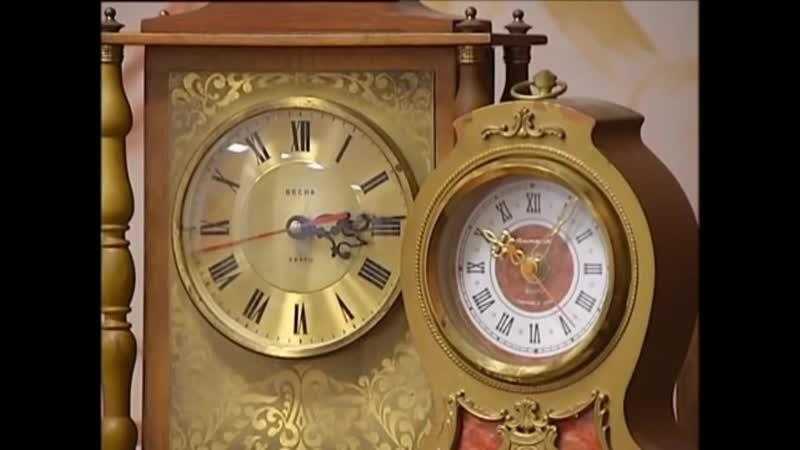 Выставка Когда часы 12 бьют от Норд-ТВ