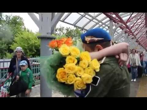 Долгожданный дембель 20/06/2016 г.Казань
