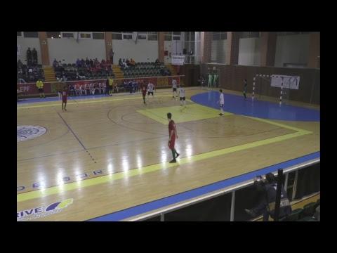 Товарищеский матч. U-17. Португалия - Россия. Матч №2
