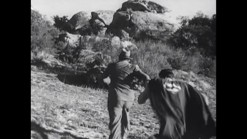 1950 Атомный Человек против Супермена Atom Man vs Superman 01 04