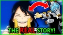 The Mystery of All Might's MASTER Explained! (Hero Academia / Boku no Hero Nana Shimura One for All)