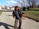 Duft Punk dancer