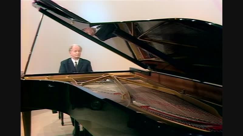 Wilhelm Kempff plays Ludwig van Beethoven - Piano Sonata No. 27 in E minor, Op. 90