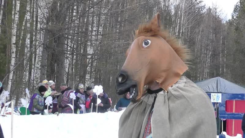 009 Пони тоже кони