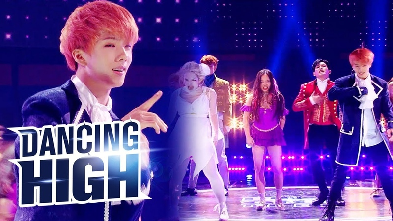 Hoya's Team - The Greatest Show This is Me [Dancing High Ep 5]