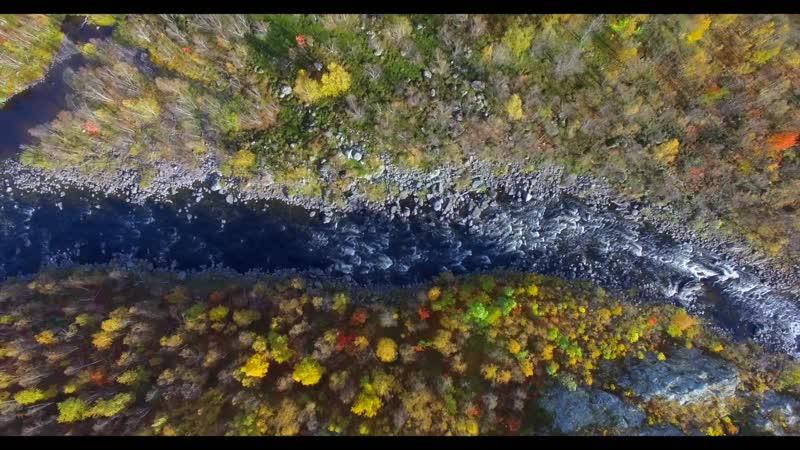Осень на реке Ура