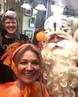 """Luidmila Kochetkova on Instagram: """"В новогоднюю ночь мне прилетел привет от от группы Би2 @b2band Уж очень понравился им наш Дедушка Мороз!. . . д..."""